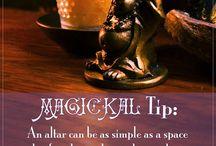 WICCA: Magickal tip