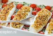 I love to cook - fish