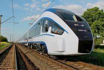 pociągi/trains