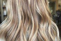 Bronde hair inspo