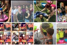 Our charity work and events / Photos of our fundraising events and the Modified Dolls are making a difference! :)
