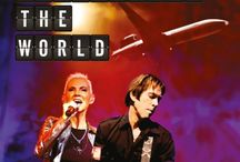 Live TRAVELLING The World (DVD CD)