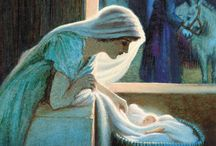 The Birth of Our Lord in Bethlehem  *         The Joyful Mysteries