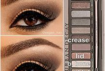 Make-up tips / by Amber Robinson