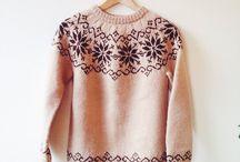 Nordic knitting