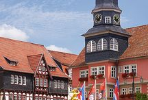 ✤ Germany* Hessen, Thüringen / Hesse, Thuringia, Cities: Frankfurt, Wiesbaden, Erfurt / Germany