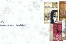 Autor de la semana en Uniliber / Autor de la semana recomendado por Uniliber: Libros y Coleccionismo.
