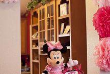 Decoracoes festa Minnie