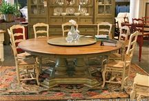 Dining room ideas / by Christina Craft-Henson