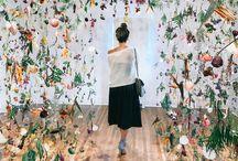 art gallery ideas