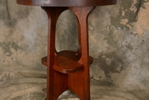 238 Tabourette with 20 Inch Diameter, 1.25 inch Thick Top / 238 Tabourette with 20 Inch Diameter, 1.25 inch Thick Top