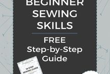 Love to Stitch and Knit / Do you love to #sew or #stitch, some tips on #sewing, #crossstitch and #dressmaking
