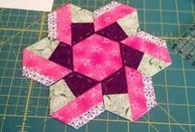 English Paper Piecing / by Anjeanette