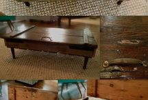 Repurposed Wood