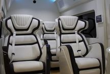 vehicle interior ideas