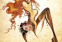 Art I like / by Ashley Speegle