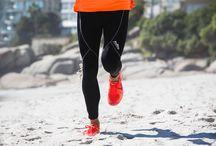 FITNESS / Walking, running & workouts