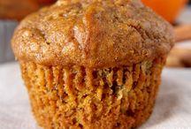muffins ( citrouille )
