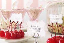 Cherries | Strawberries Theme