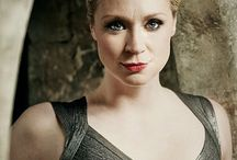 "Brienne of Tarth / Gwendoline Christie ""Gra o tron"""