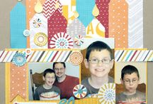 Scrapbooking - Bdays