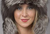 Caldi Cappelli in Pelliccia di Volpe Naturale / La piu' altra selezione di cappelli in pelliccia in volpe naturale  Visita il nostro negozio internazionale  www.amifur.com