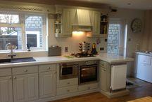 Kitchen Installations by Granite Transformations Cheltenham and Bristol / Kitchen Installations by Granite Transformations Cheltenham and Bristol