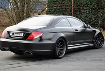 Pretty cars / Maybe one of these will be mine one day :)