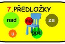 Český jazyk/Czech language
