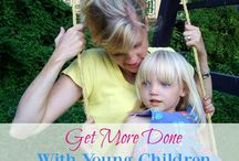 getting things done with kids