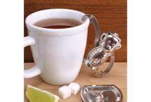 TEA OR COFFEE ...