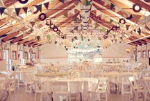 wedding tables and decor