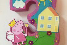 Pepa pig party