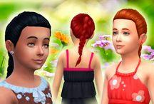 the sims 4 hair children
