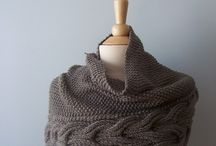 Knitting Patterns / by Stephanie Young-Birkle