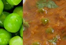 Simple Green Peas Masala - Gravy