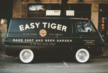Vehicle Lettering - Inspiration / Inspiring vehicle lettering designs from around the world.