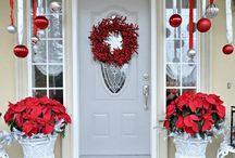 Decor - Christmas Porch
