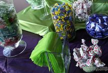 Candy Stations for weddings