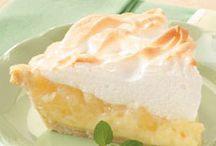 Pie slices and tart crumbs!