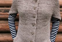 top down knit