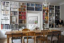 books n shelves n such