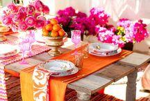 Bold & Bright Weddings