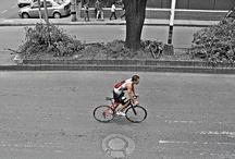 Día sin carro - Medellín 2013.  / Seguimiento del día sin carro en el municipio de Envigado.
