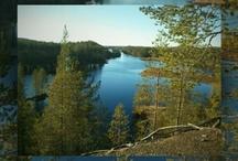 Paddling in Finland 2013