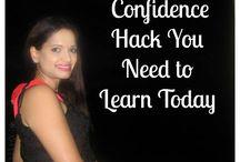 Confidence & Beauty Life Hacks for Girls