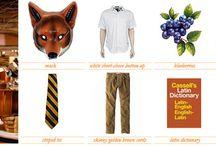 School dressup days