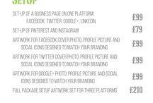 Social Media Set Up Training Management / Social Media Ninja helps businesses to sort out their social media presence