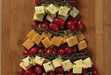 Navidad y Año nuevo. / Recetas para estas ocasiones especiales..