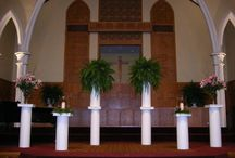 Weddings in Frederick, Oklahoma / Frederick is a charming, quiet town..perfect for a wedding!
